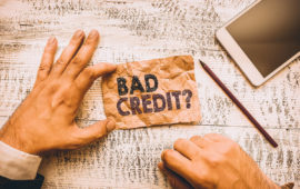What is considered a bad credit score and how to fix it