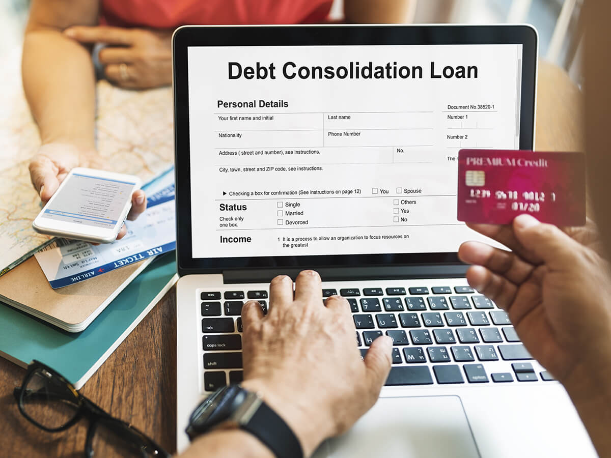 Getting a debt consolidation loan with bad credit