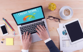 Debt consolidation does not hurt your credit score much in the short term