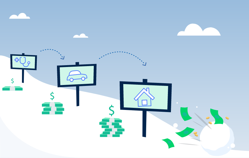 Debt Snowball Method to Payoff Debt