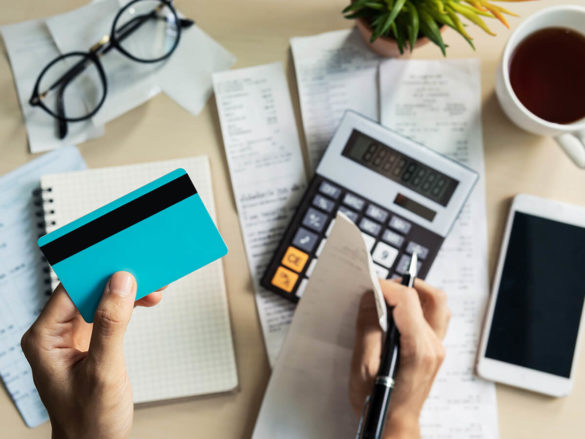 Check out these five options to pay off your tax debt quickly and avoid any penalties.