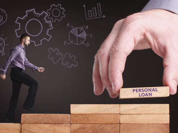 There are options available to get a personal loan that doesn't require a credit history.