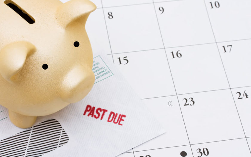 How Long Does a Late Payment Stay on Your Credit Report?