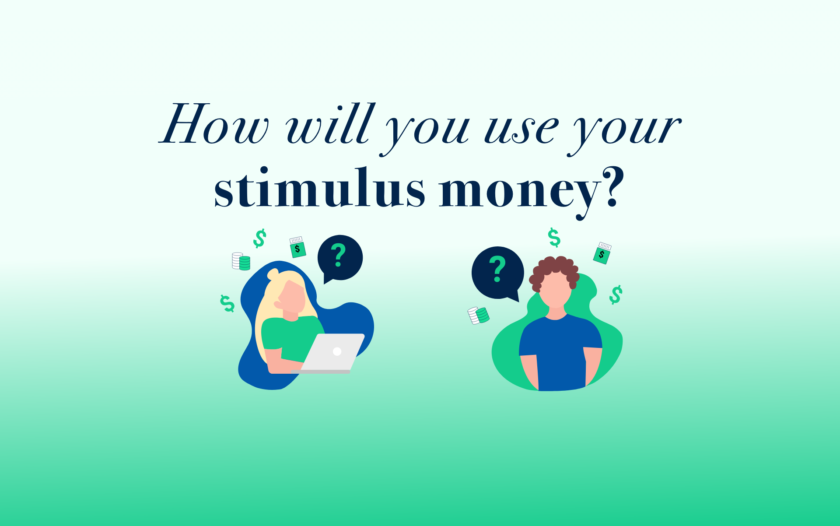 Fill Out Your Bracket: How Will You Use Your Stimulus Money?
